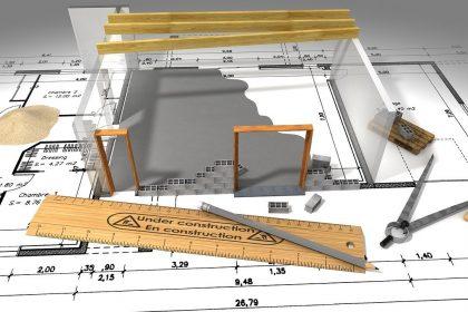 Plan 3D rénovation