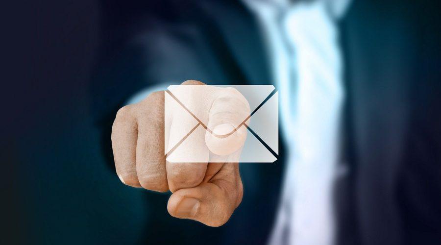 Bien terminer un mail